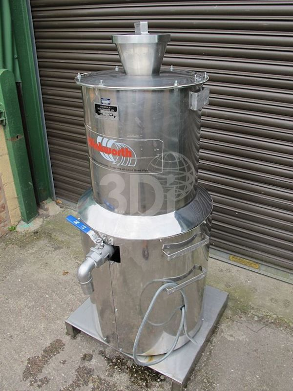 Skerman High Speed Mixer