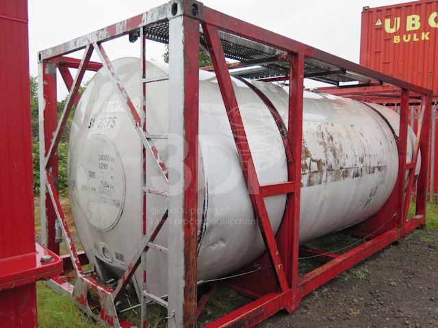 20,000 Litre ISO Tank Container