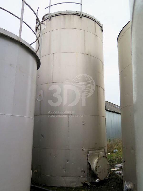 45,000 Litre Steel Storage Tank