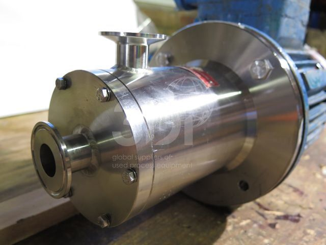 Silverson Inline Mixer Model 200L