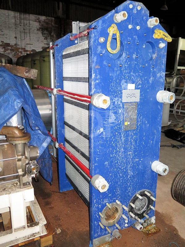Alfa Laval Plate Heat Exchanger M15