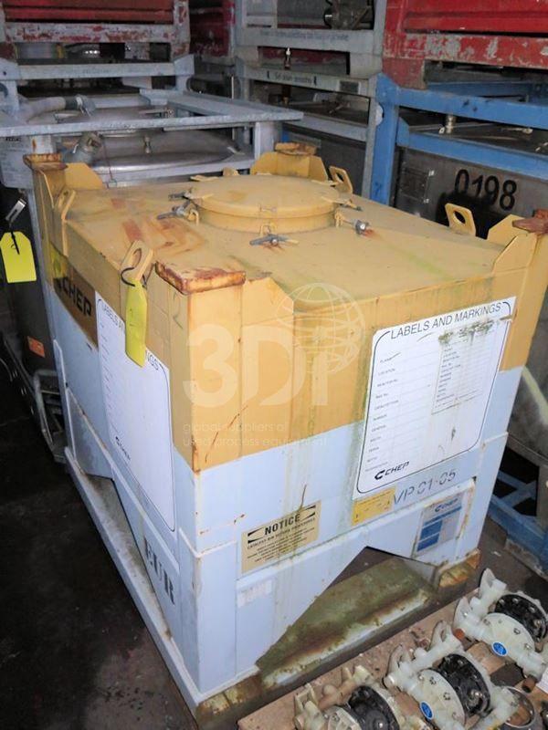 1,000 Litre Chep Intermediate bulk container #2205 main image