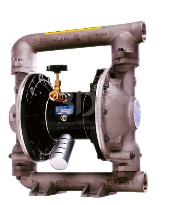 Verderair Diaphragm Pump Model VA40 Series 23E08D