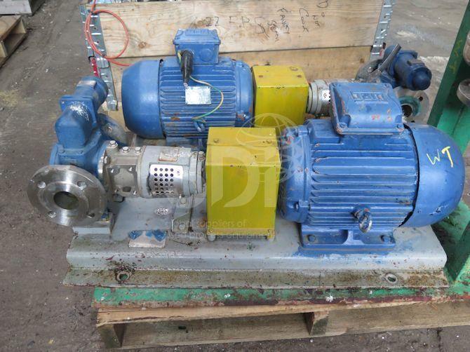 TopGear H Internal Gear Pumps TGH15-50 R3-00