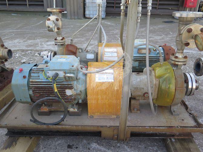 Durco Centrifugal Pump MK3-2K3X1.5-10A