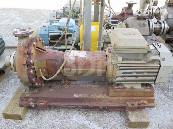 Flowserve Centrifugal Pump 100-65CPX400