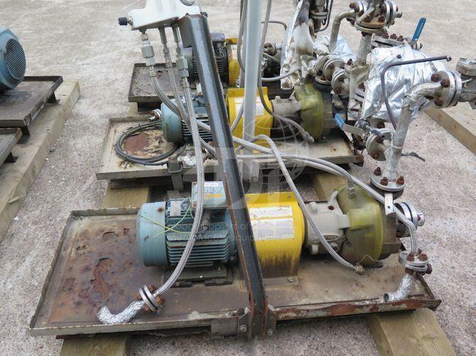 Durco Centrifugal Pump Lo-Flo MK3-1K1.5X1LF