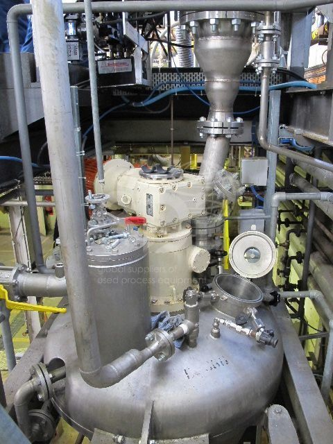 Bolz Conical Screw Vacuum Dryer M1430