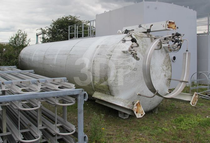 26,150 Litre Cryogenic Storage Tank