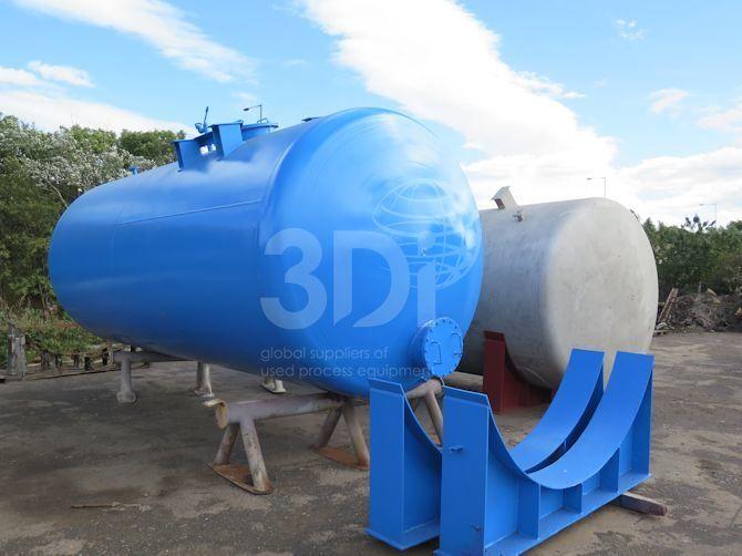 28,000 Litre Steel Storage Tank