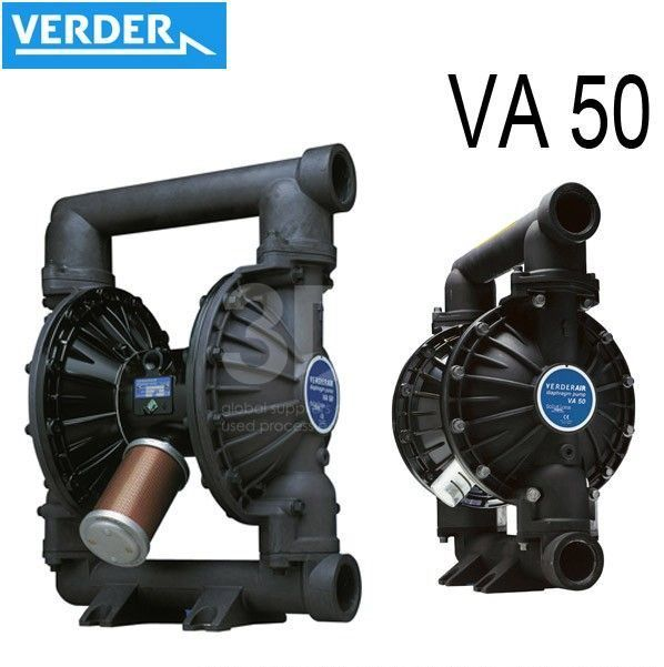 Verderair Diaphragm Pump VA50 Series 01K02F