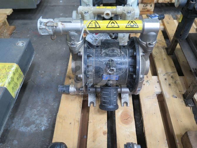 Verderair Diaphragm Pump VA25 Metallic