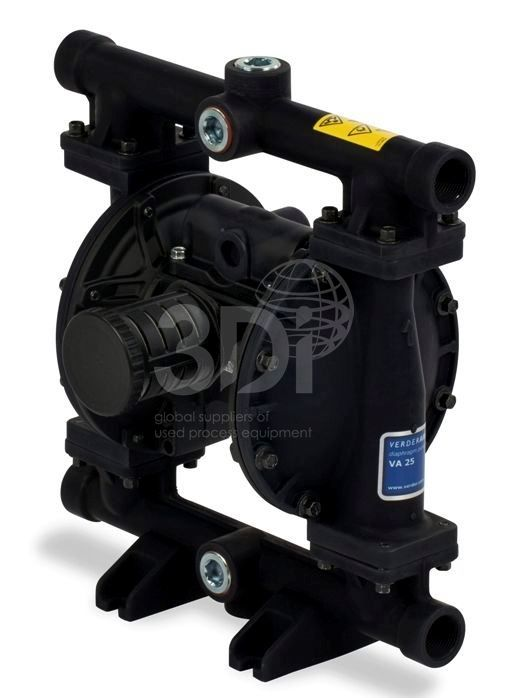 Verderair Diaphragm Pump VA25 Metallic Series A