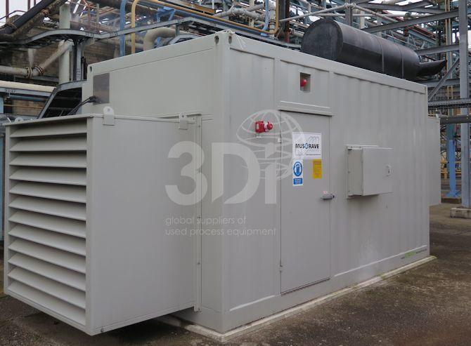 Musgrave 630Kva Diesel Generator