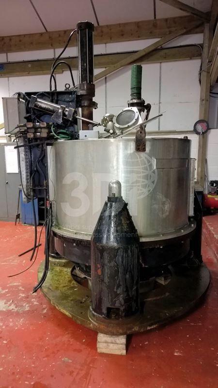 Broadbent Basket Centrifuge T46A