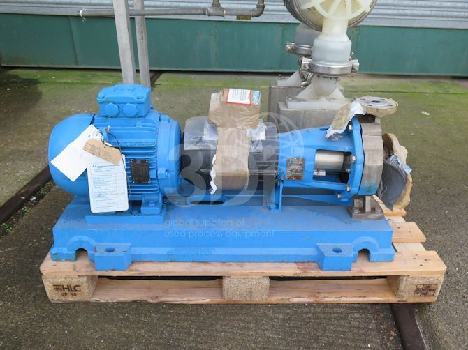Ingersoll-Dresser Centrifugal Pump Type 40-25CPX200