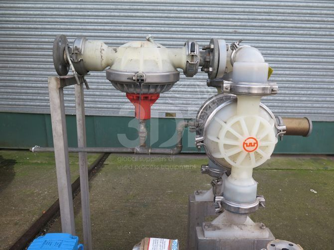 Wilden Diaphragm Pump Model P8