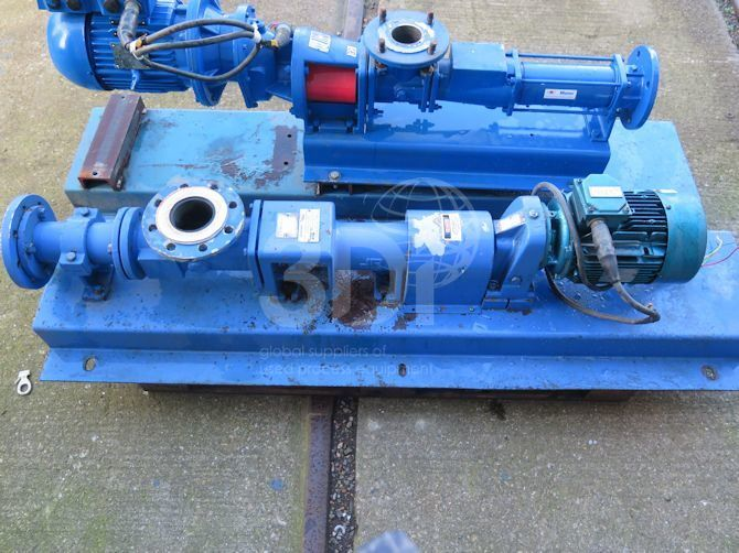 Robbins & Myers Pump Model A1ESSQ4AAA