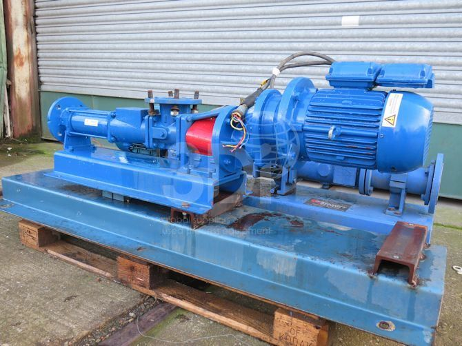 Mono Pump Model C14A