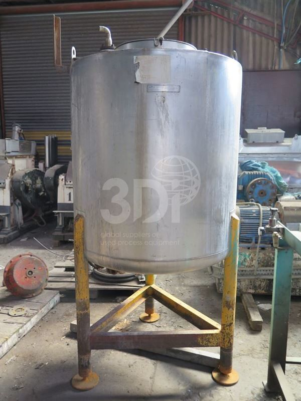 1,000 Litre Stainless Steel Storage Tank #2309 main image