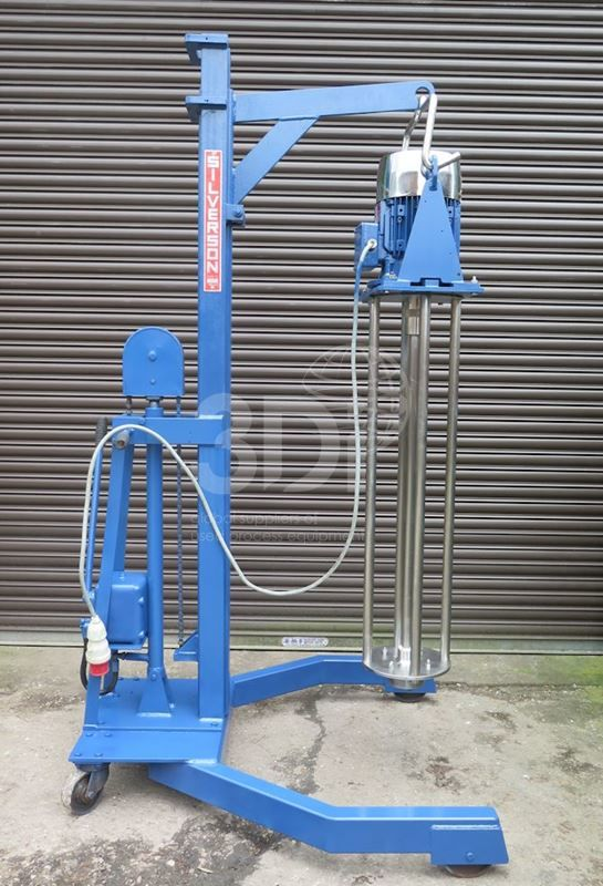 Silverson High Shear Batch Mixer GX10