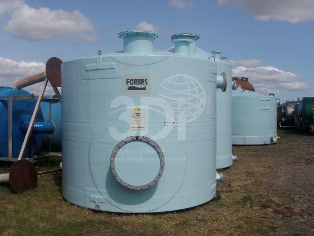 15,000 Litre GRP Storage Tank