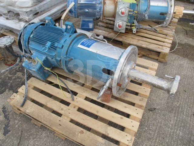 greaves-high-speed-disperser-model-hsd-25dd-a