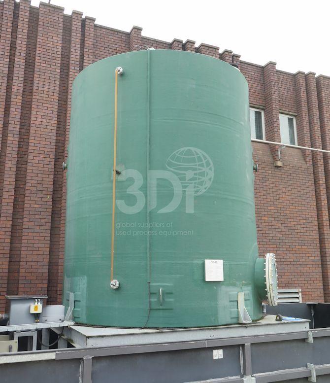 30,000 Litre GRP Storage Tank a