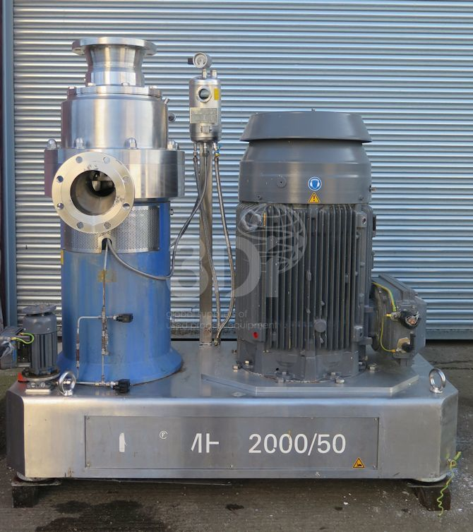 IKA Disperser Mixer MHD2000/50