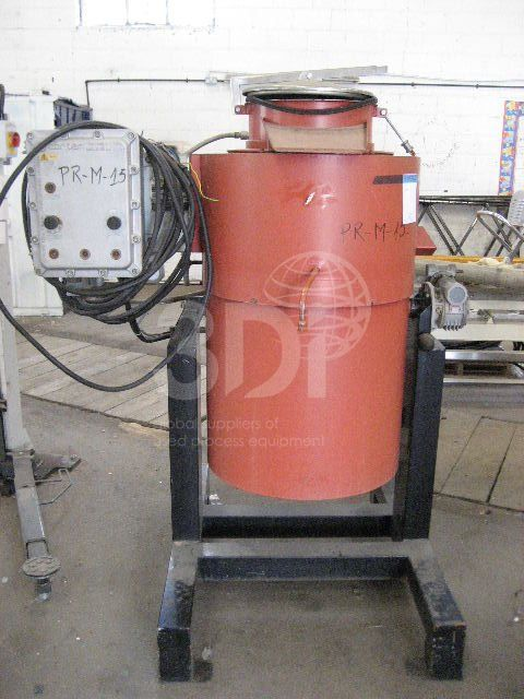 Formeco Solvent Recovery System DS98D-a