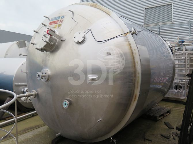 24,800 Litre Aseptic Storage Tank-a
