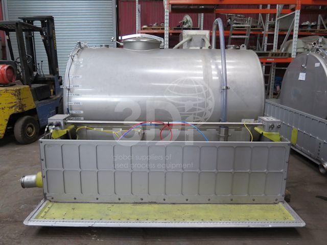 2,500 Litre Bunded Storage Tank #2132 main image
