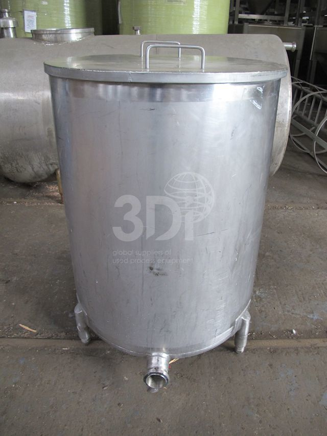 500 Litre Stainless Steel Tank #2095 main image
