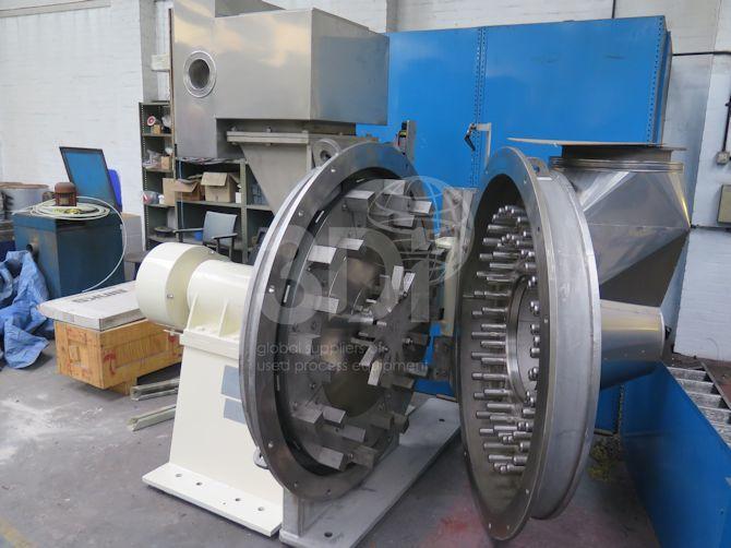 atritor dryer pulveriser plant #2254 main image