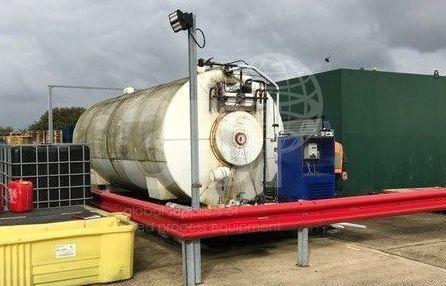 20 Tonne Carbon Dioxide Storage Vessel #2337 main image