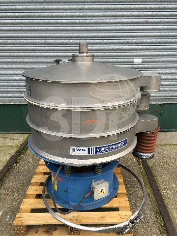 SWG Vibratory Separator VSC800 #2339 main image