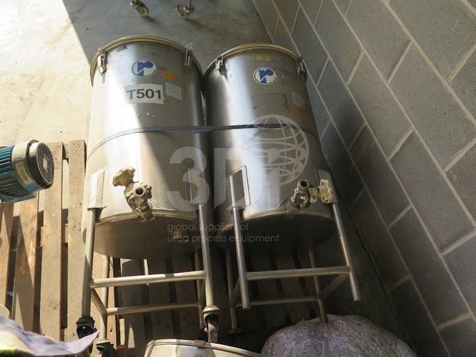 150 Litre Stainless Storage Tank #2344 main image