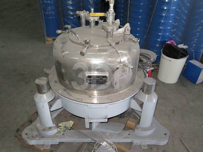 Sukhras Manual Top Discharge Centrifuge #2352 main image