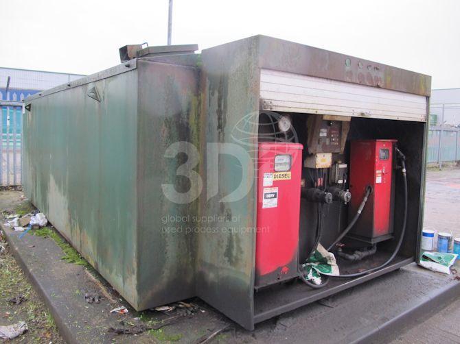 31,000 Litre Bunded Diesel Storage Tank #2354 main image