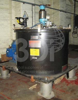 Broadbent Basket Centrifuge Series E (1250 x 710) #2356 main image