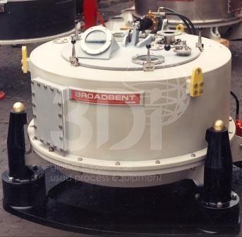 Broadbent Basket Centrifuge Type 36 (900 x 350) main image