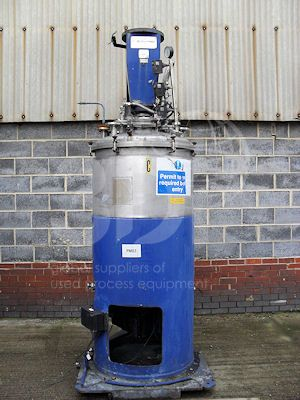 Netzsch Pre Mix Disperser Model VC-500 main image