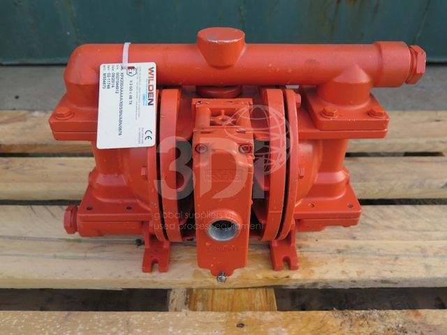 Wilden Diaphragm Pump XPX200-AAAAA-XBS-BN-ABN-0678 main-image