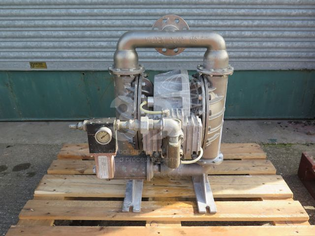 Wilden H800 High Pressure Advanced Series Metal Pump main image