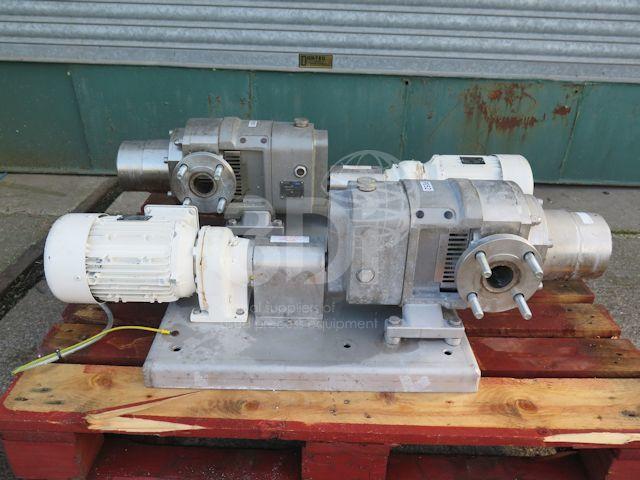 Classic+ Rotary Lobe Pump CP30-0069 main image