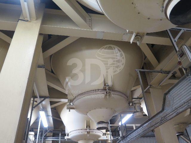 100m3 mild steel storage silo, main image