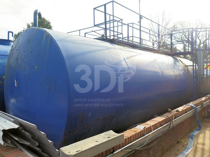 54000 litre diesel storage tank main image
