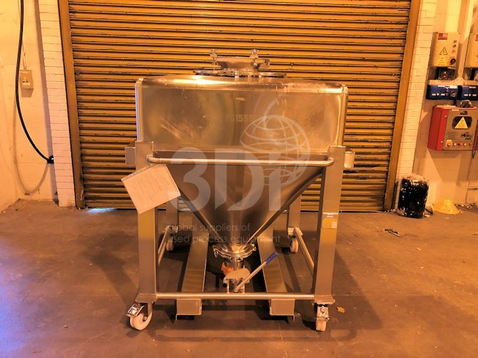 700 litre bsi stainless steel ibc main image