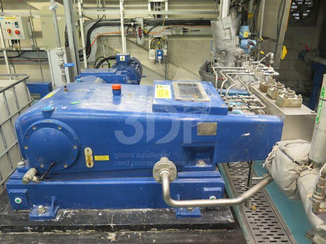 uraca triplex plunger pump kd211-vs main image