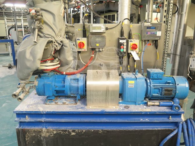 main image of Tuthill Global Gear Pump GG130S